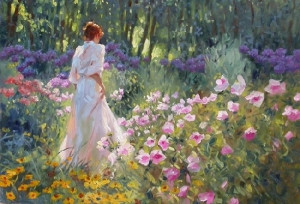 Garden Path di Richard S. Johnson