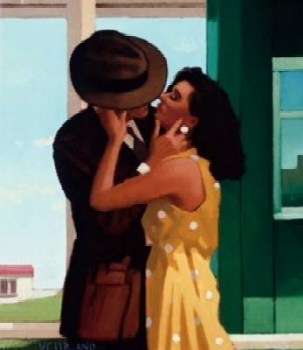 Jack Vettriano, The Last Great Romantic