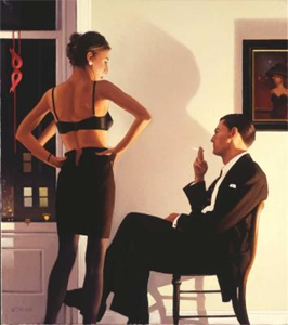 Night in the City di Jack Vettriano
