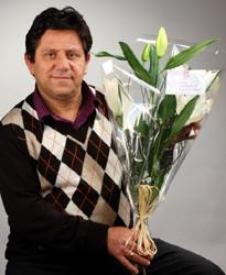 Lenio Vallati, Fiore del mese di ottobre 2007