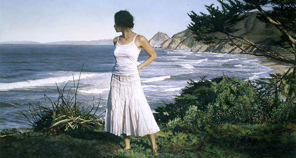 Beyond the horizon di Steve Hanks, particolare