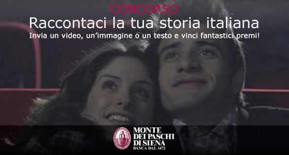 Una storia italiana - Concorso del Monte dei Paschi di Siena
