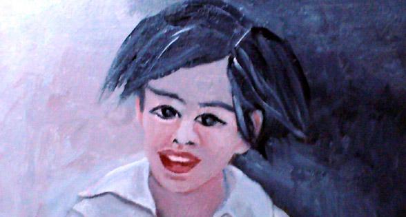 Dipinto di Dorella Dignola